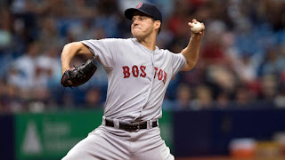 Ex-Red Sox Hurler Rich Hill Signs Deal With Athletics