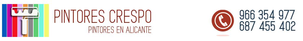 Pintor en Alicante | 687 455 402 | PROFESIONAL MUY ECONÓMICO