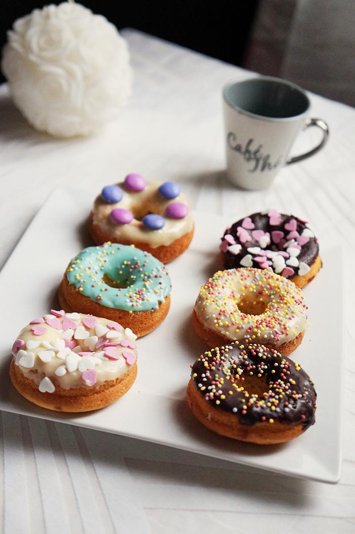 recette des donuts au four