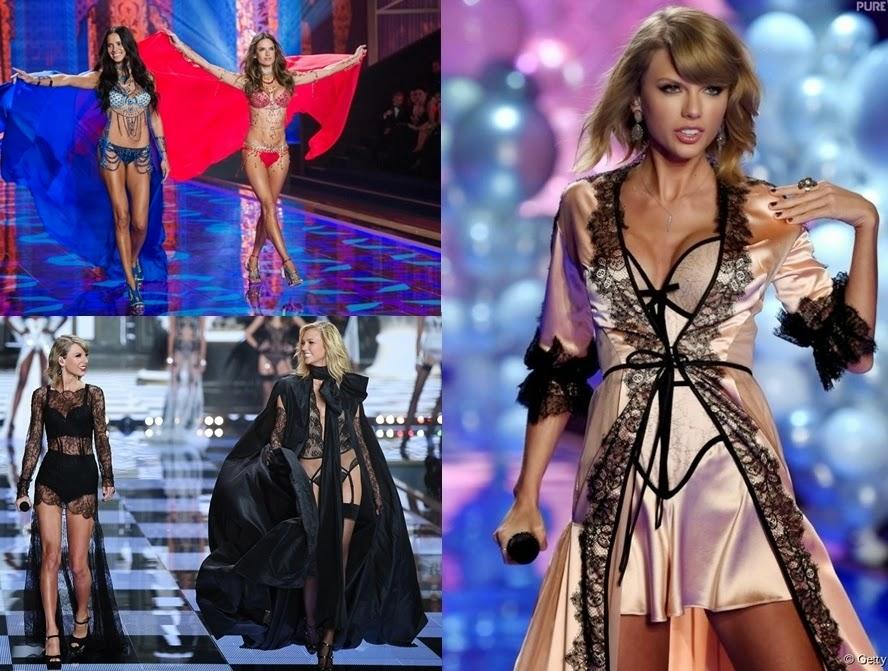 Veja vídeos das apresentações do Victoria's Secret Fashion Show 2014