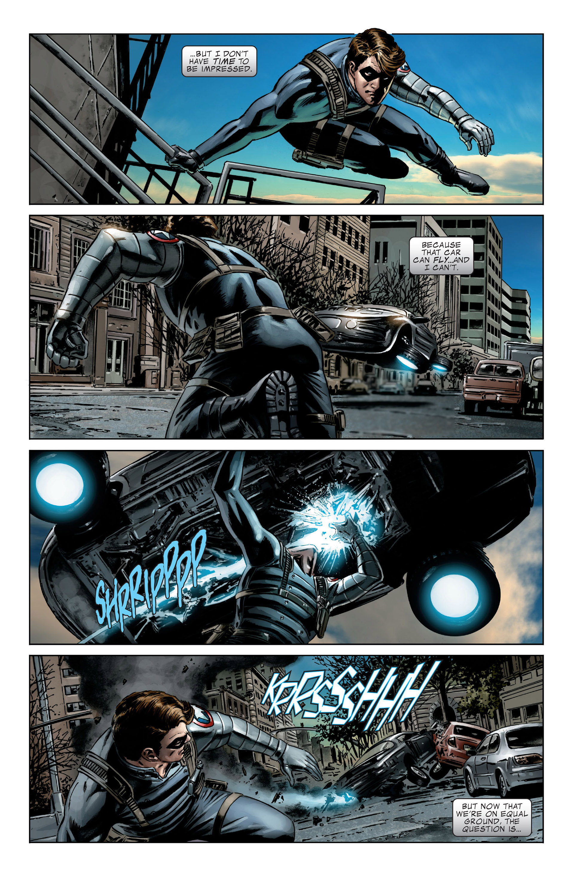 Captain America (2005) Issue #27 #27 - English 14