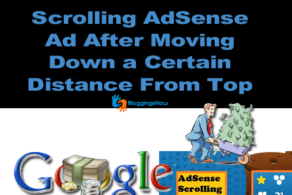 Thesis adsense widget