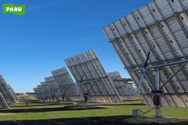 [PARU Solar Tracker] PARU Tracker 003