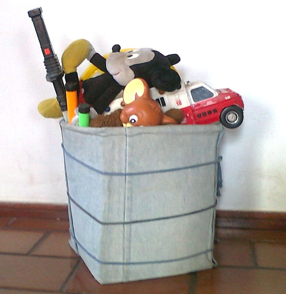 Mis tejidos y otras hierbas caja para guardar los juguetes - Cajas para guardar juguetes ...