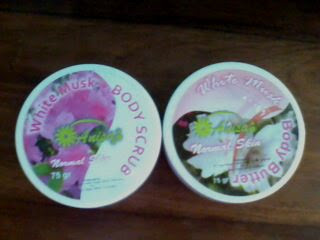 Anisa Body Scrub