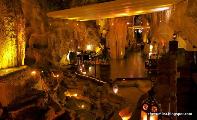 wine cellar, ipoh, banjaran, hot springs