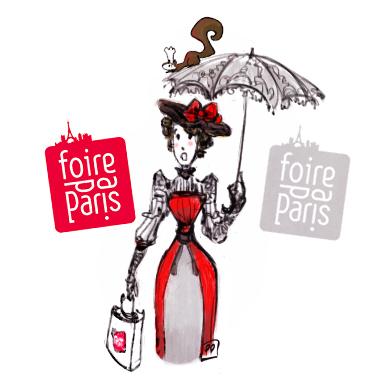 Pp poppy 39 s cuisine 108 ans la foire de paris jeu - Place foire de paris ...