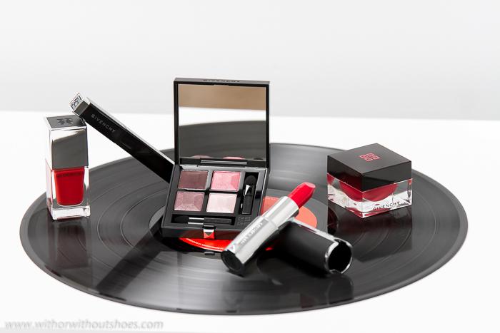 Nueva Coleccion de Otoño Invierno 2015 de maquillaje Vinyl Collection de Givenchy