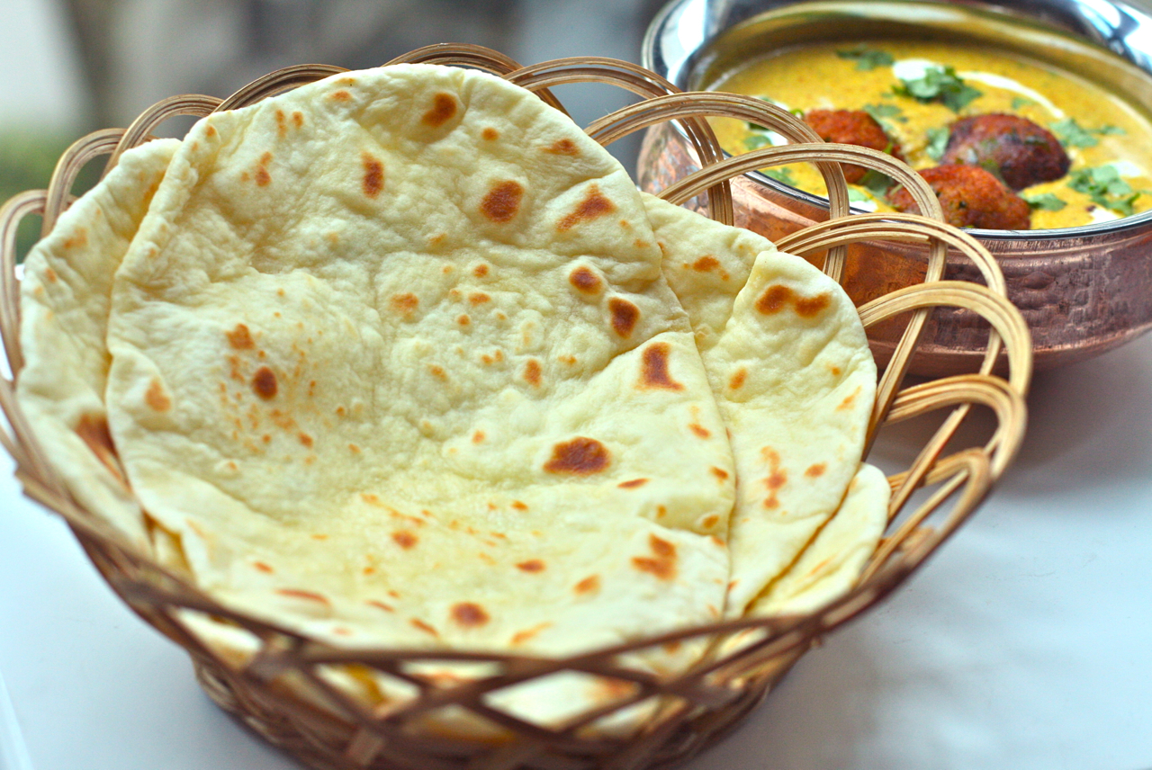 Recipe of the month: Tawa Naan