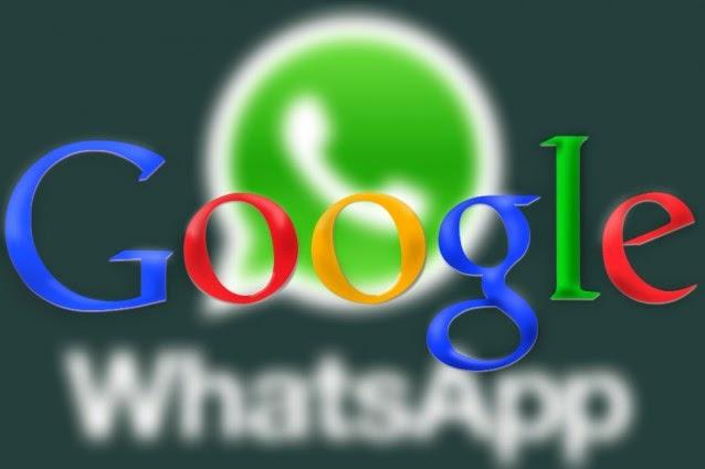 Google,whatsapp