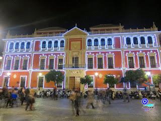 Sevilla - Iluminación Navidad 2013 - 04