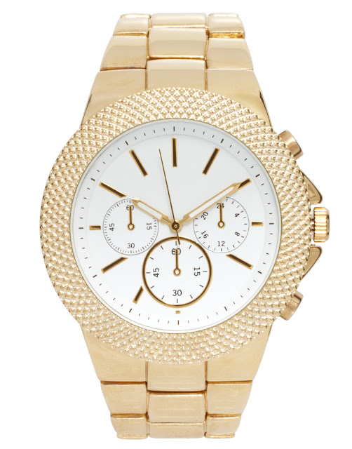 ASOS Gold Watch