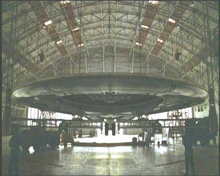 Área 51 - o que realmente está guardado nos hangares