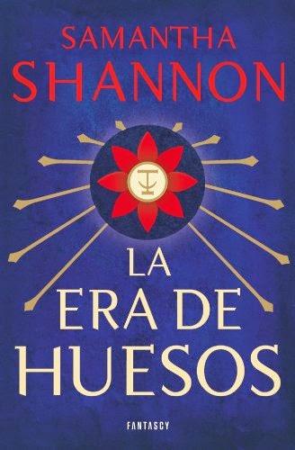 NOVELA - La Era de Huesos  Samantha Shannon (Fantascy, 22 mayo 2014)  Fantasía, Distopía | Edición papel  PORTADA