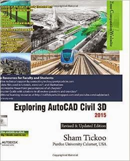 Exploring AutoCAD Civil 3D 2015