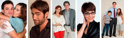 Elena Ballesteros, Daniel Guzmán, Anabel Alonso, Chiqui Fernández, Antonio Dechent, Iván Massagué