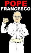 . con sus pechos descubiertos al grito de 'Pope no mor', ante la atenta .
