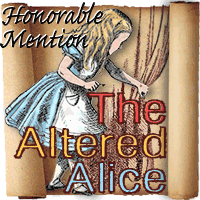PUBLISHED ON ALTERED ALICE BLOG