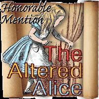 PUBLISHED ON ALTERED ALICE BLOG