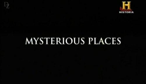 Alienígenas. Lugares misteriosos [Documental | AVI | Español | 799.01 MB]
