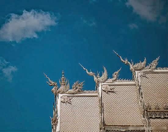 المعبد الأبيض..من أجمل الأبنية في العالم White-temple-thailand-Wat_Rong_Khun-8