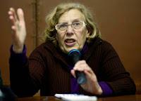 Esperanza Aguirre quiere que Carmena no sea alcaldesa de Madrid