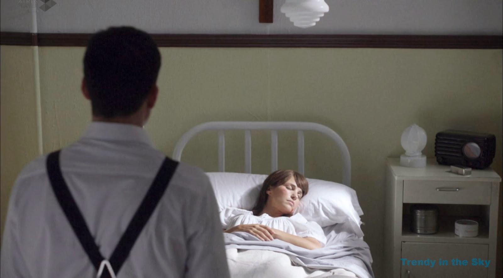 Galerías Velvet Ana camisón hospital. Capítulo 1.