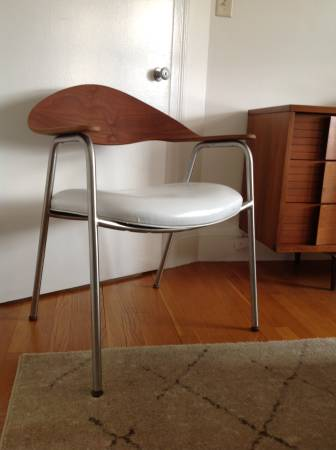 VINTAGE Mid Century Armchair / Arm Chair   $180 (Brookline) Http://boston. Craigslist.org/gbs/fuo/5292915245.html