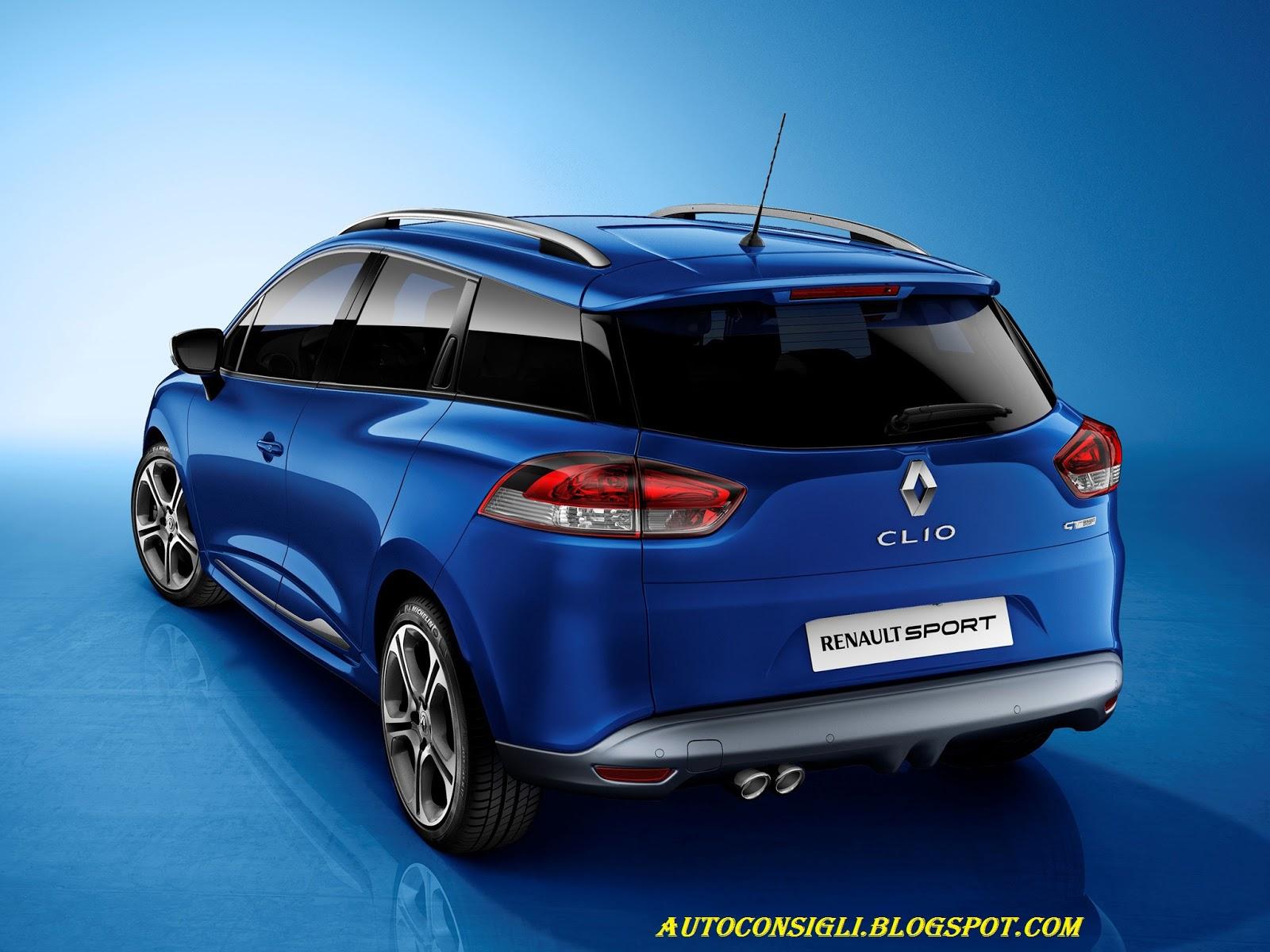 car al top 33 renault clio 4 gt 2013 berlina e station wagon. Black Bedroom Furniture Sets. Home Design Ideas