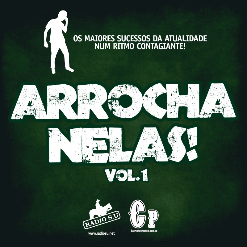 Capa Arrocha Nelas Vol.1