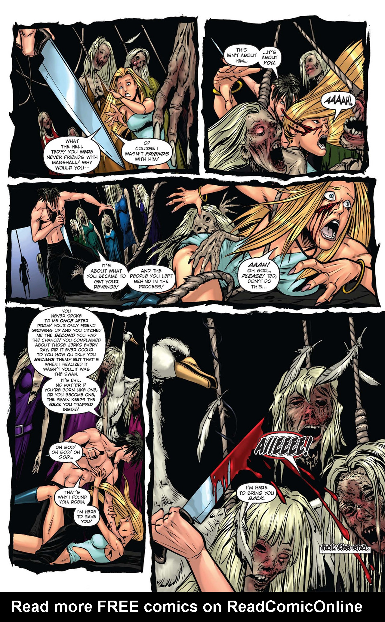Grimm Fairy Tales (2005) Issue #28 #31 - English 25