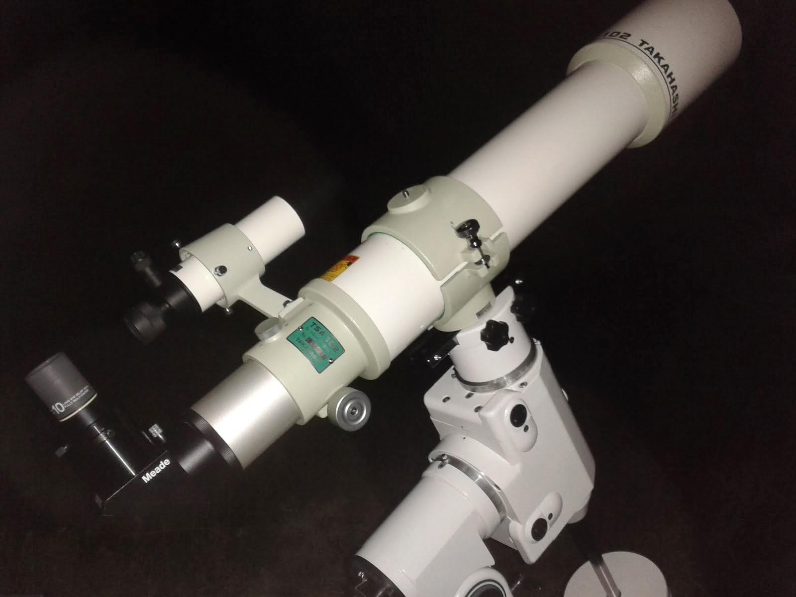 Takahashi superapocromático 102mm