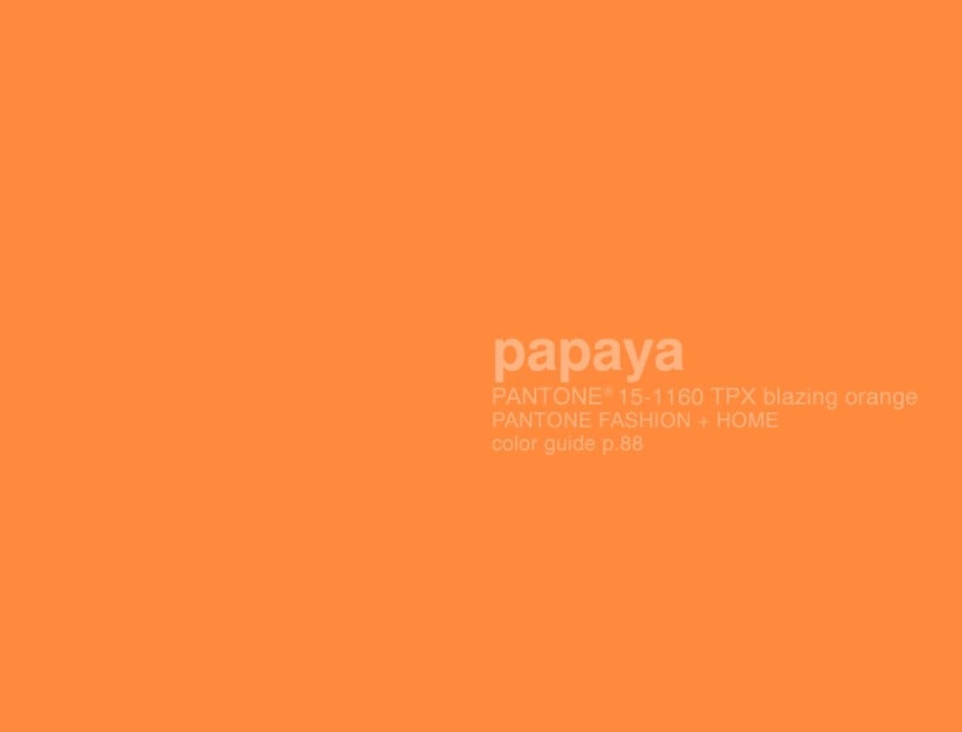 Papaya Color 28 Images Papaya Coloring Pages Callanan