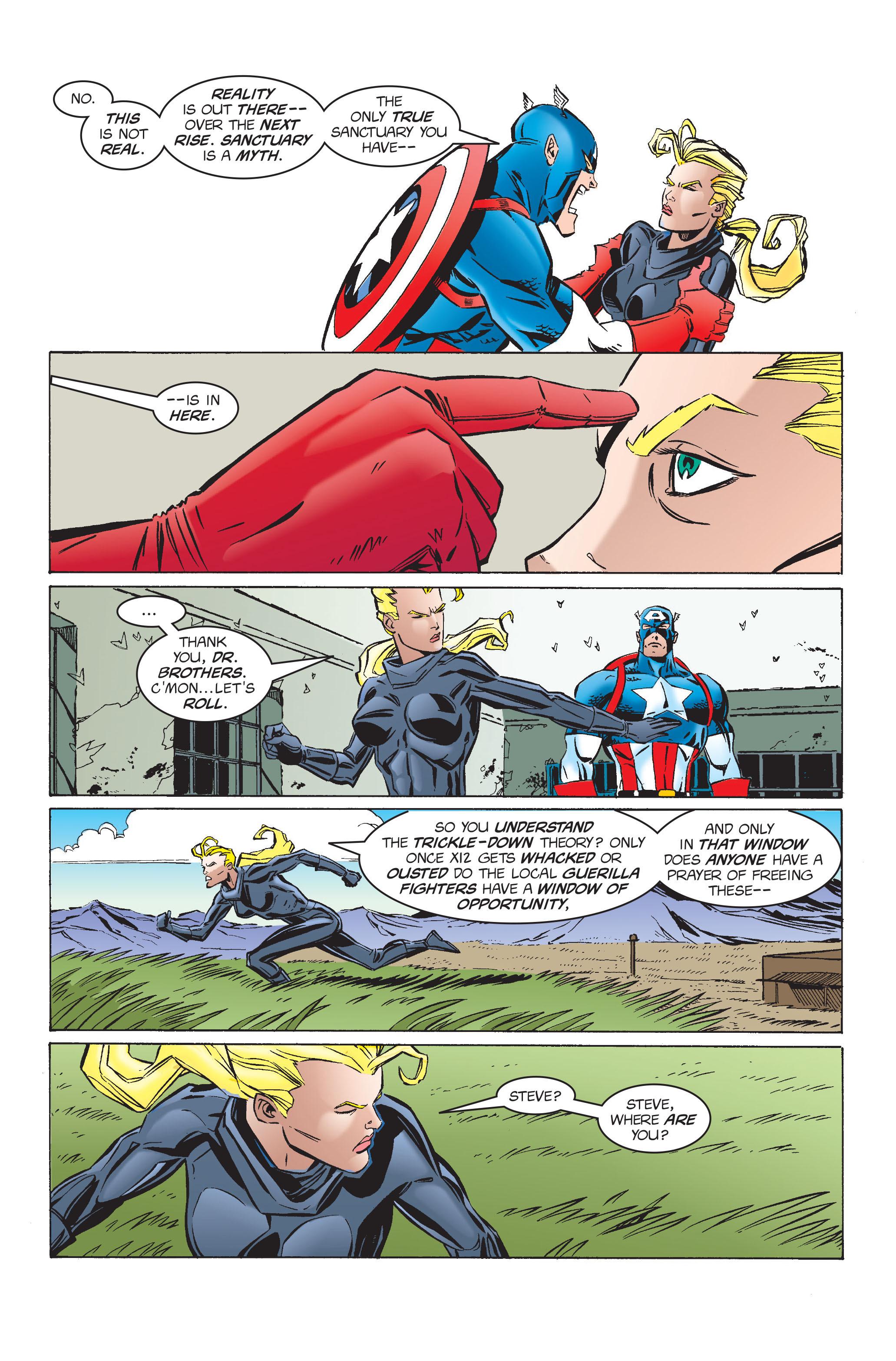 Captain America (1968) Issue #454 #411 - English 14