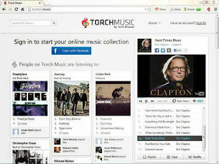 gambar Torch Browser