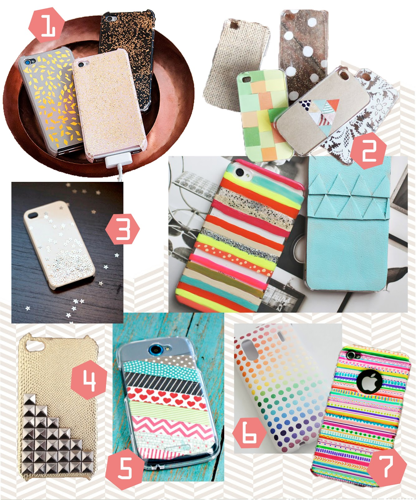 Live it love it make it make it diy phone cases for How to make phone cases at home