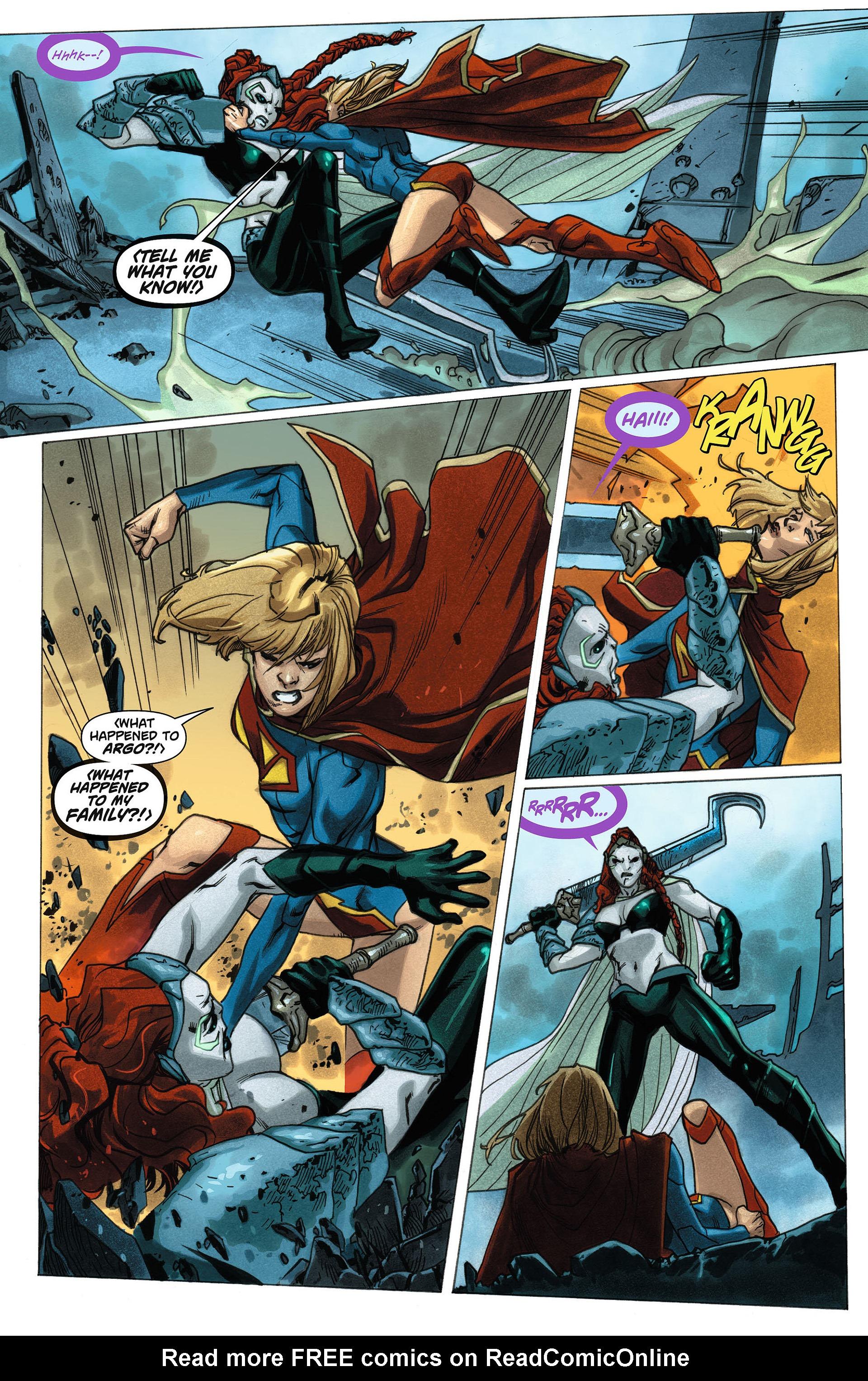 Supergirl (2011) Issue #5 #7 - English 17