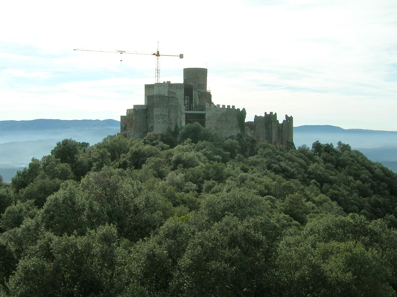 Castell de Montsoriu (El repte dels 100 cims)