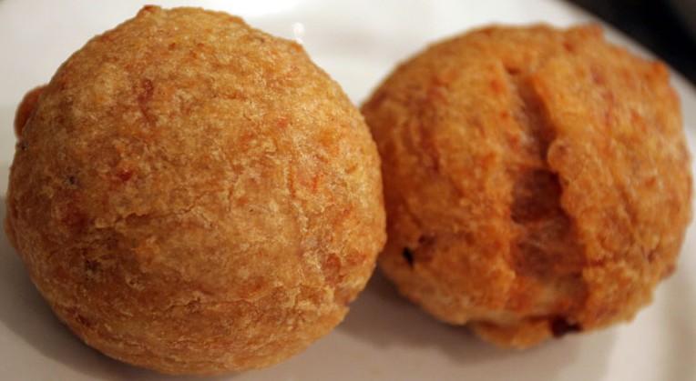 ... meatballs recipe medieval fried meatballs fearless kitchen deep fried