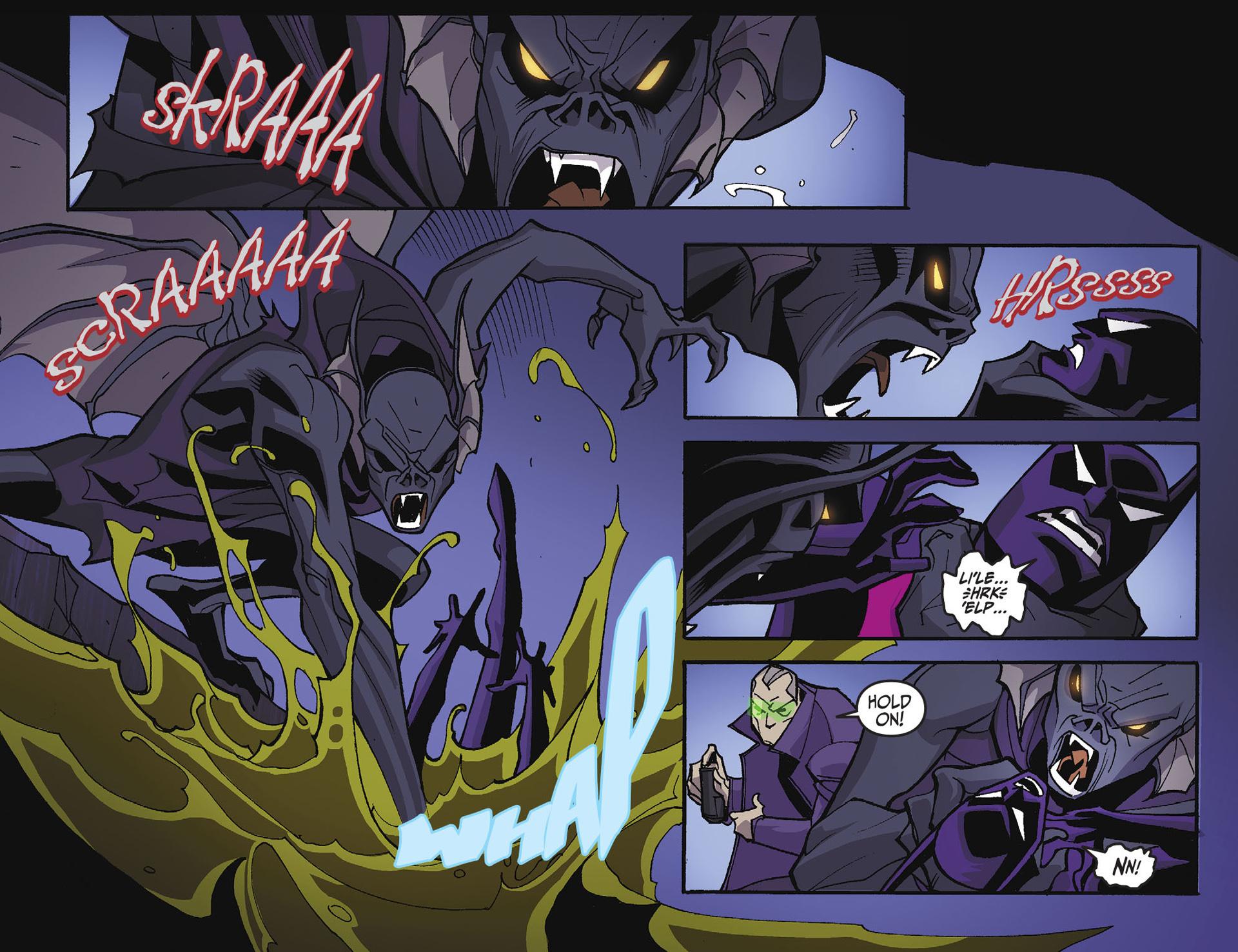 Batman Beyond 2.0 #12 #29 - English 20