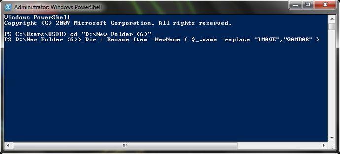 Cara Mengubah Nama Banyak File Sekaligus Di Windows Tanpa Software