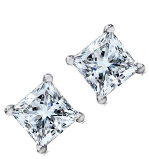 2 Carat Diamond Earrings Accessories