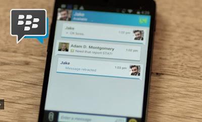 BBM for Android versi 2.9.0.51 terbaru