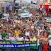 Manifesto em prol da faculdade de medicina leva milhares de pessoas às ruas de Iguatu