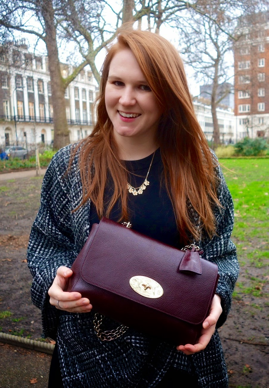 fashion blogger mulberry lily purple