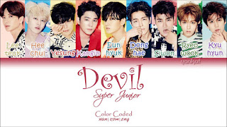 SUPER JUNIOR – DEVIL (SPECIAL ALBUM 2015)