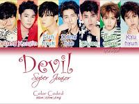 SUPER JUNIOR – DEVIL (SPECIAL ALBUM 2015)