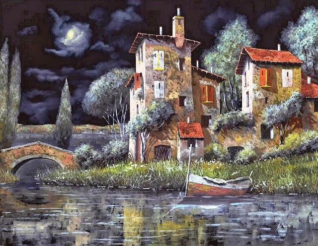paisaje-nocturno-al-oleo