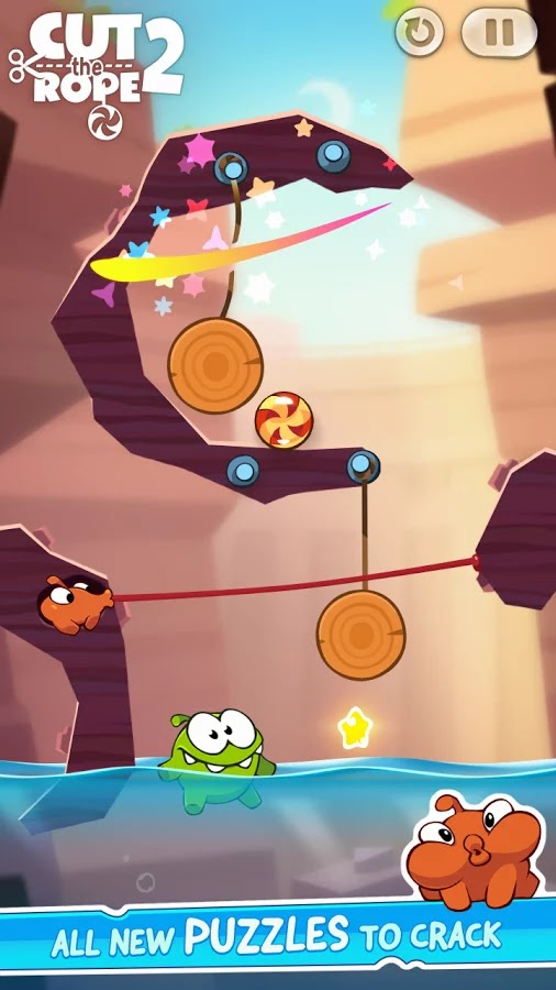 Cut the rope 2 APK - Game Android