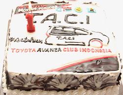 1st Anniversary Toyota Avanza Club Indonesia